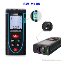 Thước đo khoảng cách 100m bằng laser SNDWAY SW-M100