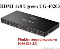 Bộ chia HDMI 1 ra 8 full HD Chính hãng Ugreen UG-40203