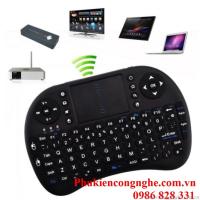 Chuột Bay kiêm bàn phím không dây dùng cho Smart Tivi, Android Tivi box