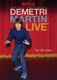 Demetri Martin: Trực Tiếp (Vào Lúc Đó) (2015)
