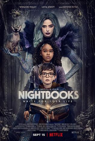 Nightbooks 2021 - Chuyện Kinh Dị Đêm Nay