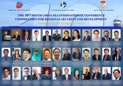 Thông cáo Báo chí Khai mạc Hội thảo Quốc tế về Biển Đông lần thứ 10
