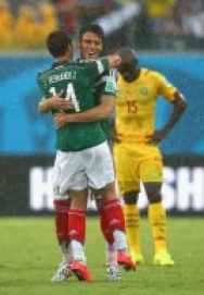 World Cup 2014 – Bảng A – Mexico vs Cameroon ()