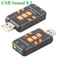 USB sound 8.1 có điều khiển
