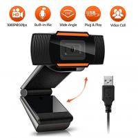 Webcam kẹp màn hình full HD Z3 có Mic