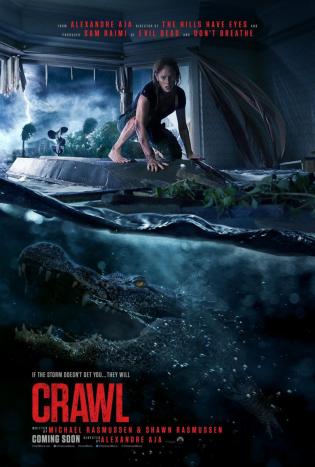 Địa Đạo Cá Sấu Tử Thần (2019)