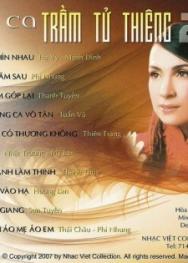 Nhạc Việt Collection : Various Artists-Tình Ca Trầm Tử Thiêng 2