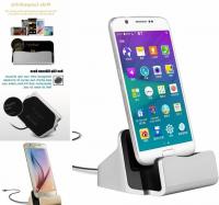 Dock sạc kiêm giá đỡ cho Điện thoại Android micro USB